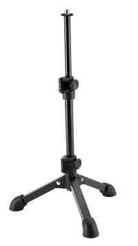 Tabletop microphone stand