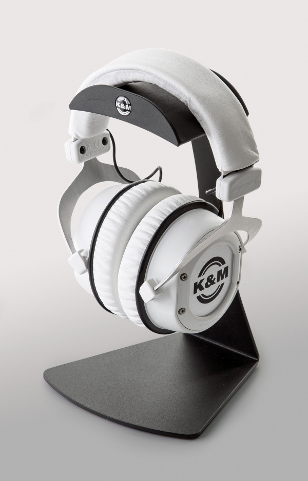 Headphone table stand