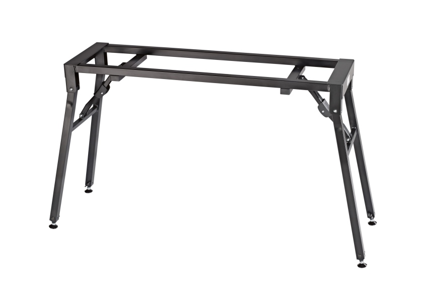 Table-style stage piano stand