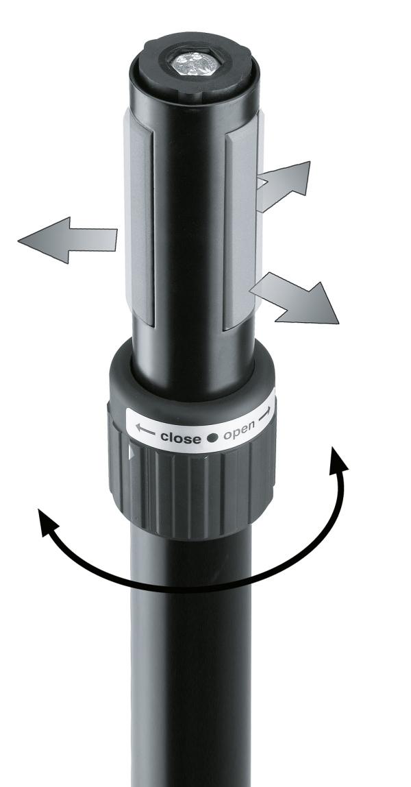 Boxenschrägsteller »Ring Lock«