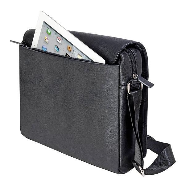 Shoulder bag for sheet music and tablets