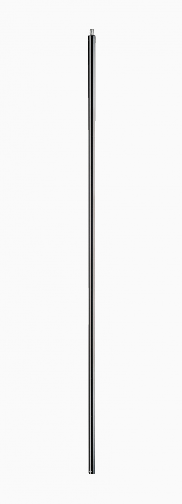 Extension rod for microphone stands