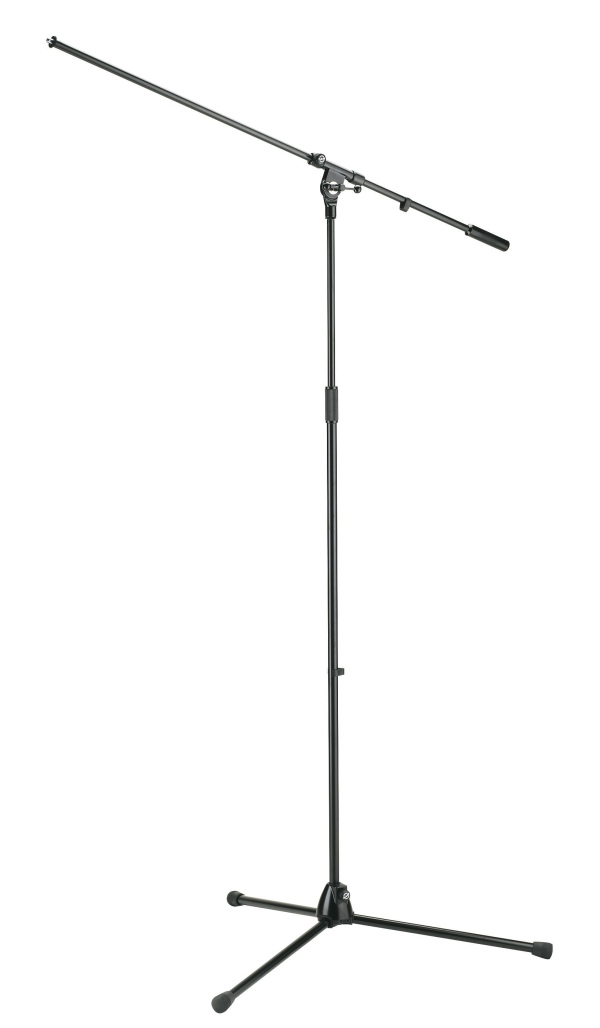 Overhead microphone stand