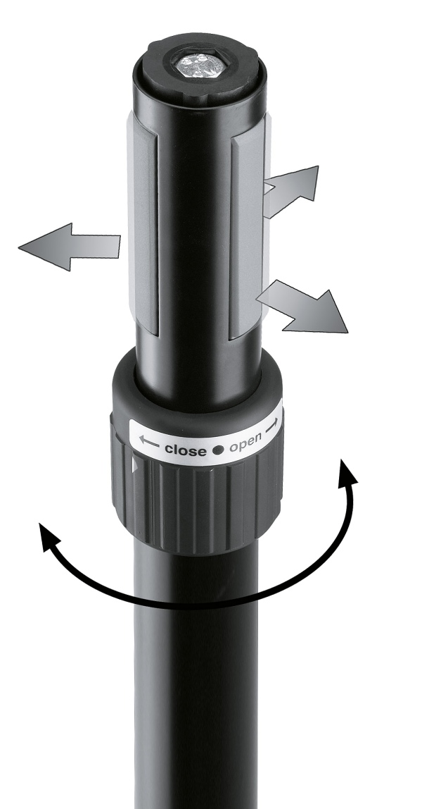 Boxenstativ »Ring Lock«