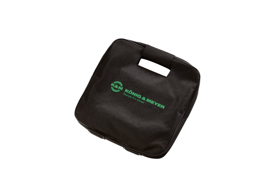 Carrying case for base plate