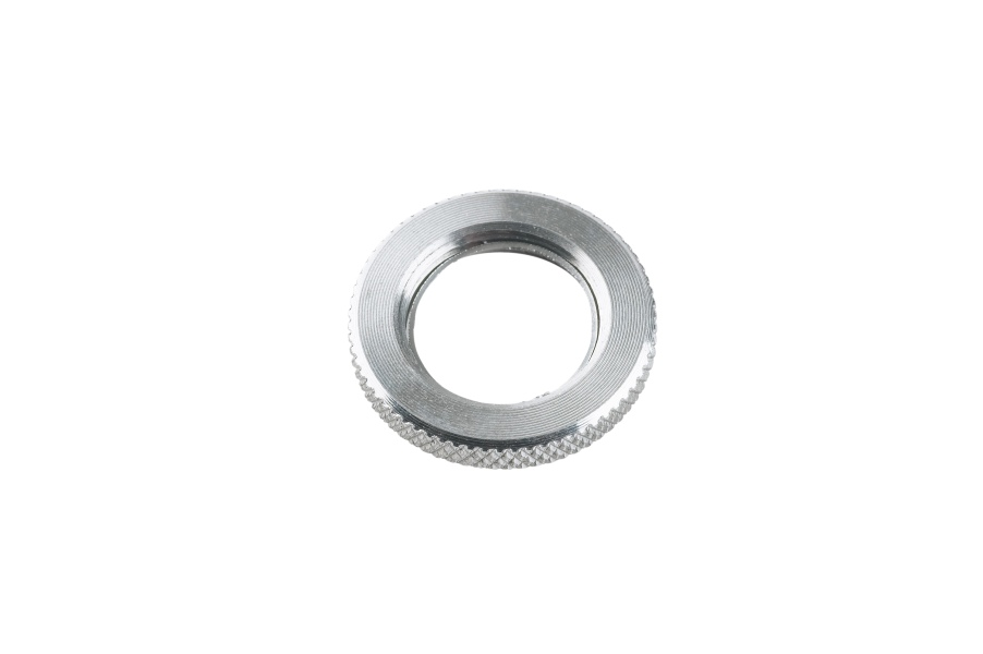 Knurled washer