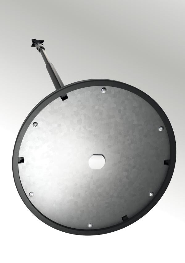 One-hand microphone stand »Elegance«