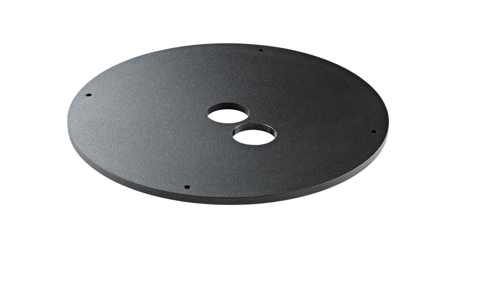 Additional weight for base plates