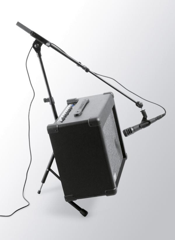 Amp stand
