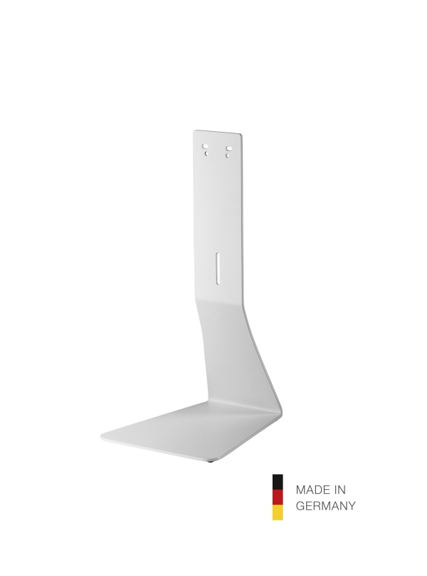 Table stand for disinfectant dispensers