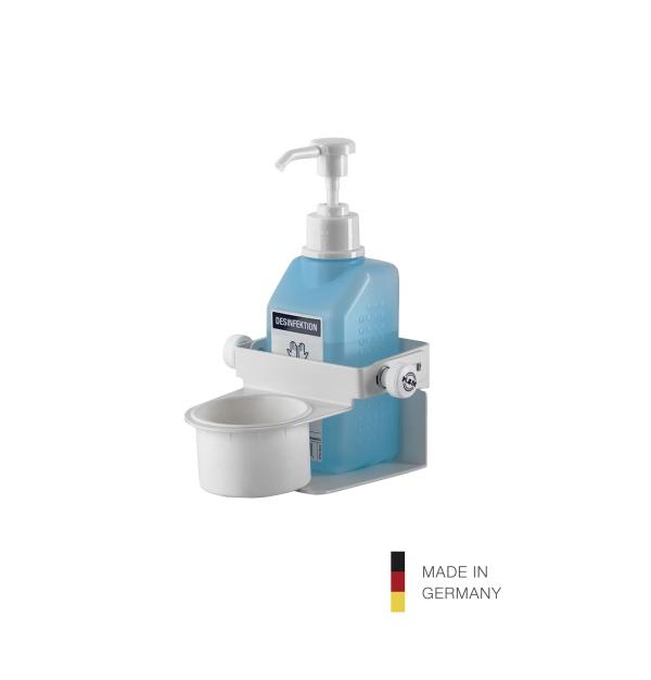 Holder for disinfectant